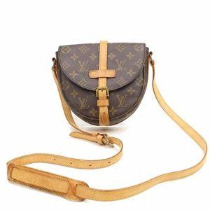 100% Auth Louis Vuitton Chantilly PM Shoulder Bag